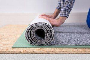 New Carpet VOC Testing