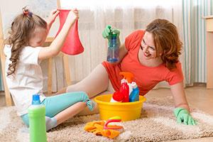 Children VOC Dangers & Hazards
