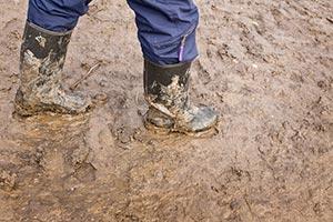 Mudslide Contamination Testing